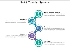 Retail Tracking Systems Ppt PowerPoint Presentation Infographics Structure Cpb