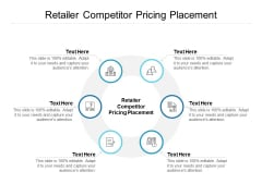 Retailer Competitor Pricing Placement Ppt PowerPoint Presentation Slides Rules Cpb