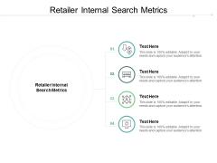 Retailer Internal Search Metrics Ppt PowerPoint Presentation Outline Demonstration Cpb