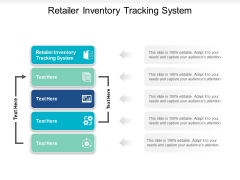 Retailer Inventory Tracking System Ppt PowerPoint Presentation Layouts Master Slide Cpb