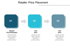 Retailer Price Placement Ppt PowerPoint Presentation Pictures Professional Cpb