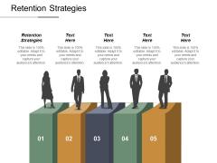Retention Strategies Ppt Powerpoint Presentation File Portfolio Cpb