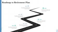 Retirement Insurance Benefit Plan Roadmap To Retirement Plan Introduction PDF