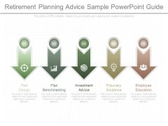 Retirement Planning Advice Sample Powerpoint Guide