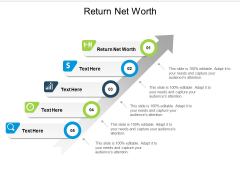 Return Net Worth Ppt PowerPoint Presentation Outline Themes Cpb