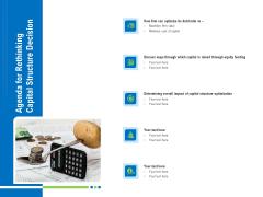 Revaluate Capital Structure Resolution Agenda For Rethinking Capital Structure Decision Structure PDF
