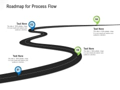 Revaluate Capital Structure Resolution Roadmap For Process Flow Brochure PDF