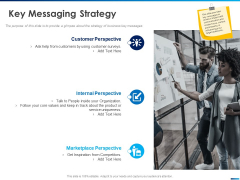 Revamping Firm Presence Through Relaunching Key Messaging Strategy Ppt PowerPoint Presentation Show Professional PDF