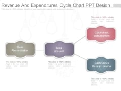 Revenue And Expenditures Cycle Chart Ppt Design