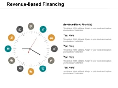 Revenue Based Financing Ppt PowerPoint Presentation Visual Aids Slides