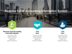 Revenue Cycle Accounting Information System Ppt PowerPoint Presentation Summary Guide Cpb