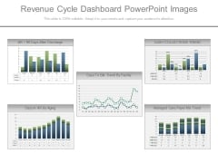 Revenue Cycle Dashboard Powerpoint Images