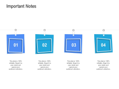 Revenue Cycle Management Deal Important Notes Ppt Layouts Information PDF