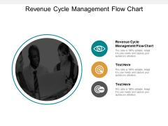 Revenue Cycle Management Flow Chart Ppt PowerPoint Presentation Outline Designs Cpb