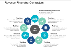 Revenue Financing Contractors Ppt PowerPoint Presentation Styles Cpb