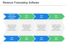 Revenue Forecasting Software Ppt PowerPoint Presentation Infographics Example File Cpb