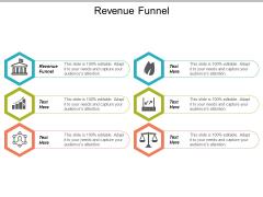 Revenue Funnel Ppt Powerpoint Presentation Portfolio Good Cpb