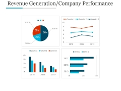 Revenue Generation Company Performance Ppt PowerPoint Presentation Inspiration