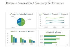 Revenue Generation Company Performance Ppt PowerPoint Presentation Styles Icon
