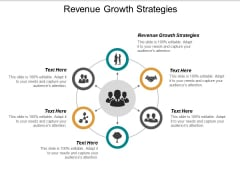 Revenue Growth Strategies Ppt PowerPoint Presentation Infographic Template Layouts Cpb