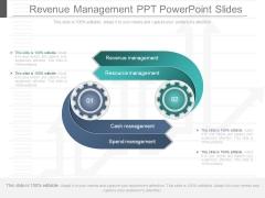 Revenue Management Ppt Powerpoint Slides
