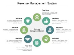 Revenue Management System Ppt PowerPoint Presentation Model Example Cpb