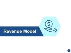 Revenue Model Ppt PowerPoint Presentation Icon Design Templates