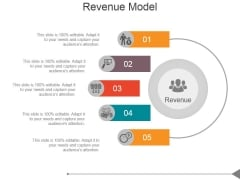 Revenue Model Ppt PowerPoint Presentation Inspiration
