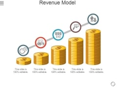 Revenue Model Ppt PowerPoint Presentation Slides Format