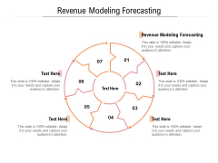 Revenue Modeling Forecasting Ppt PowerPoint Presentation Icon Gridlines Cpb Pdf
