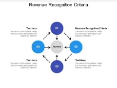 Revenue Recognition Criteria Ppt PowerPoint Presentation File Background Designs Cpb