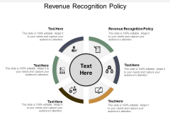 Revenue Recognition Policy Ppt Powerpoint Presentation Model Files Cpb
