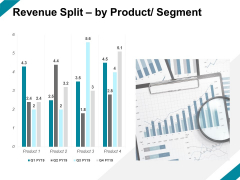 Revenue Split By Product Segment Investment Ppt PowerPoint Presentation Inspiration Sample