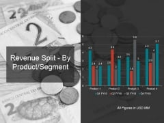 Revenue Split By Product Segment Template 1 Ppt PowerPoint Presentation Infographics Example
