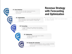 Revenue Strategy With Forecasting And Optimization Ppt PowerPoint Presentation Inspiration Templates