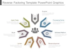 Reverse Factoring Template Powerpoint Graphics
