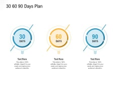 Reverse Logistic In Supply Chain Strategy 30 60 90 Days Plan Topics PDF
