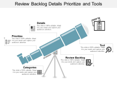 Review Backlog Details Prioritize And Tools Ppt PowerPoint Presentation Pictures Summary
