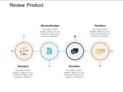 Review Product Ppt PowerPoint Presentation Templates Cpb