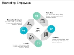 Rewarding Employees Ppt PowerPoint Presentation Infographic Template Images Cpb