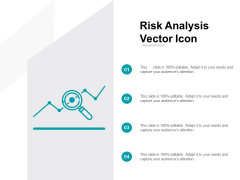 Risk Analysis Vector Icon Ppt Powerpoint Presentation Infographics File Formats