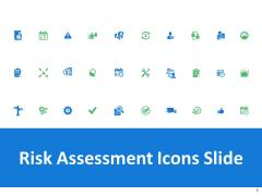 Risk Assessment Icons Slide Marketing Ppt PowerPoint Presentation Sample