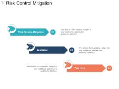 Risk Control Mitigation Ppt PowerPoint Presentation Gallery Designs Cpb