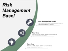 Risk Management Basel Ppt PowerPoint Presentation Pictures Portfolio Cpb