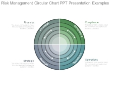 Risk Management Circular Chart Ppt Presentation Examples