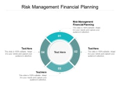 Risk Management Financial Planning Ppt PowerPoint Presentation Show Cpb