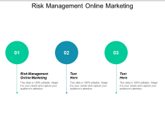 Risk Management Online Marketing Ppt PowerPoint Presentation Slides Inspiration Cpb