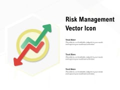 Risk Management Vector Icon Ppt PowerPoint Presentation Inspiration Graphic Tips