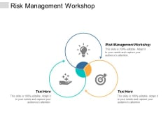 Risk Management Workshop Ppt PowerPoint Presentation Professional Inspiration Cpb
