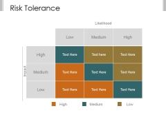 Risk Tolerance Ppt PowerPoint Presentation Slide Download
